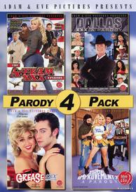 Parody 4 Pack {4 Disc}